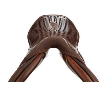 Acavallo Gel Out Seat Saver in Brown