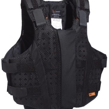 Airowear Airmesh Ladies Body Protector in Black