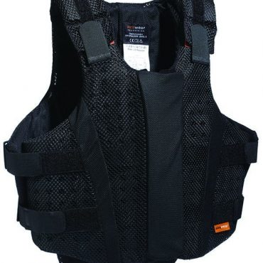 Airowear Airmesh Teen Body Protector in Black