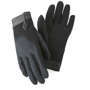 Ariat Insulated Tek Grip Gloves - Black