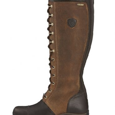 Ariat Berwick GTX Boots in Ebony
