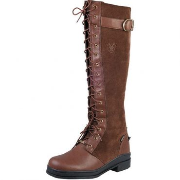 Ariat Coniston H20 Insulated Boots in Chocolate