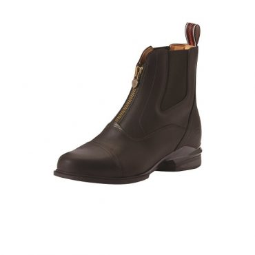 Ariat Ladies Devon Nitro Zip Paddock in Black
