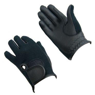 Bitz Synthetic Child Gloves - Black
