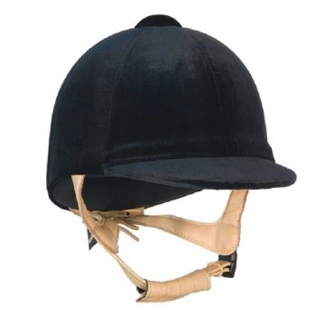 Champion CPX3000 Deluxe Riding Hat in Black