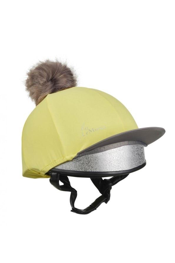LeMieuxLadies Hat Silk - Citron