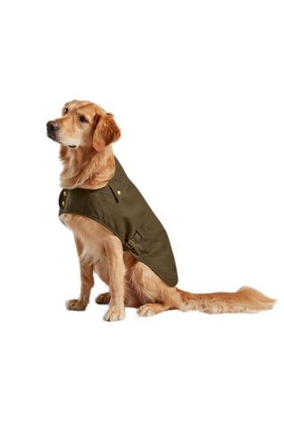 image of Joules Wax Dog Coat