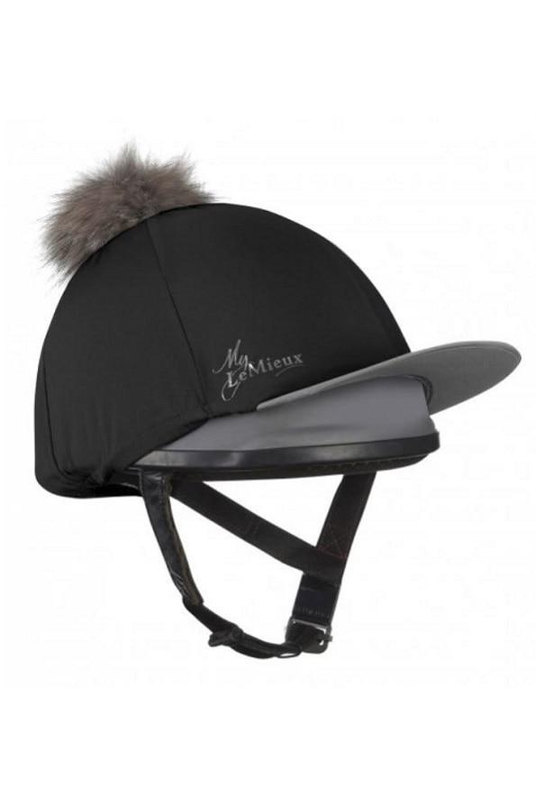 LeMieuxLadies Hat Silk - Black