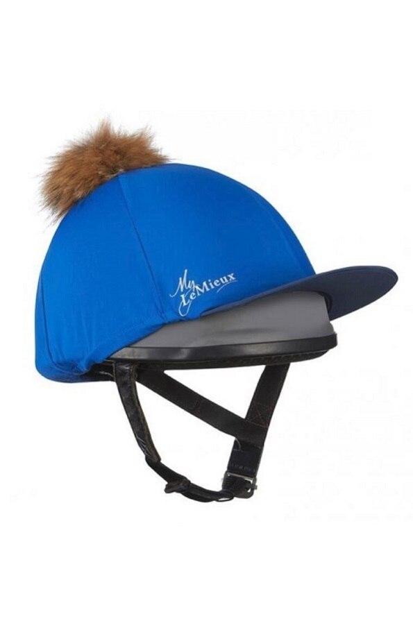 LeMieuxLadies Hat Silk - Benetton Blue