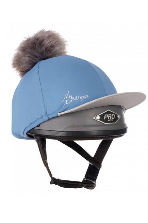 LeMieuxLadies Hat Silk - Ice Blue