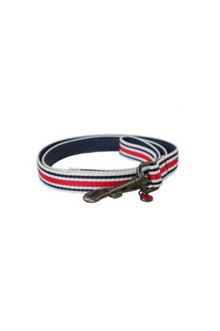 image of Joules Striped Dog Lead
