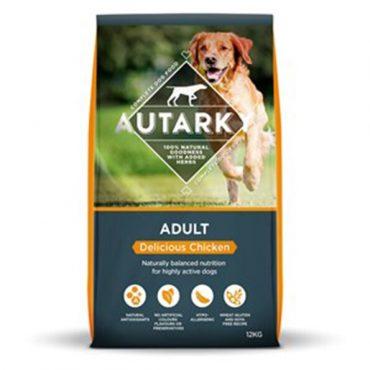 Autarky Chicken Dog Food - 12kg