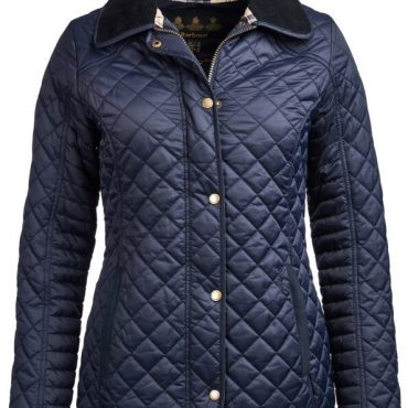 Barbour Ladies Hayeswater Quilted Jacket - Navy