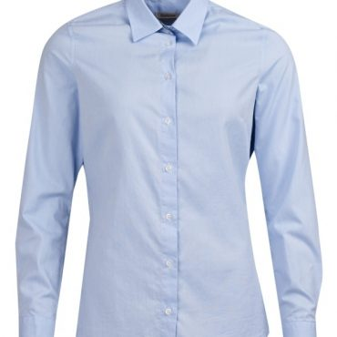 Barbour Ladies Portsdown Shirt - Pale Blue