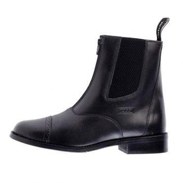 Toggi Augusta Zip Jodhpur Boot - Black