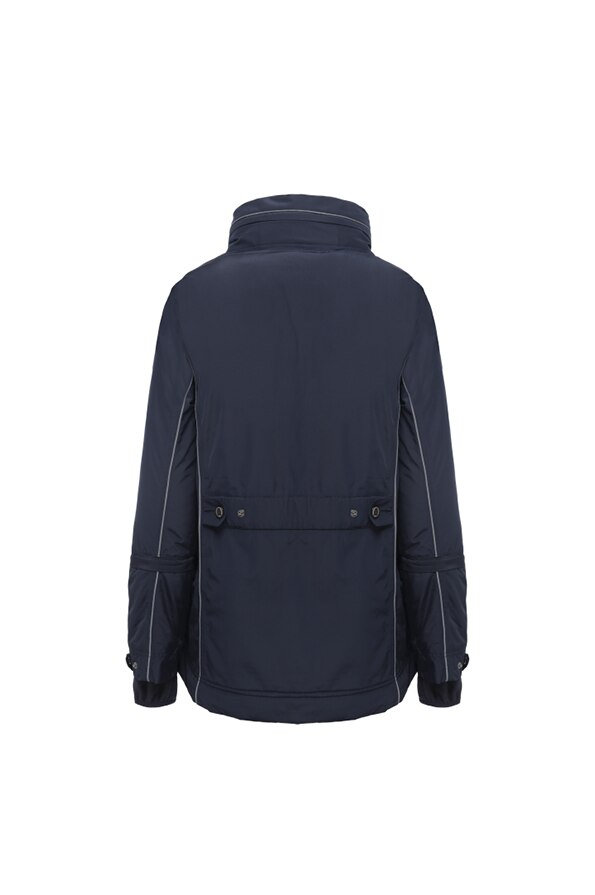 Cavallo Ladies Ramiza Functional Jacket - Back - Dark Blue