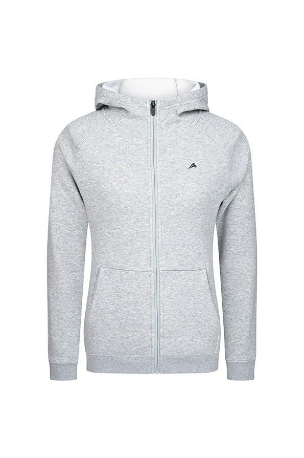euro-star Ladies Lanuska Sweater - Grey Melange