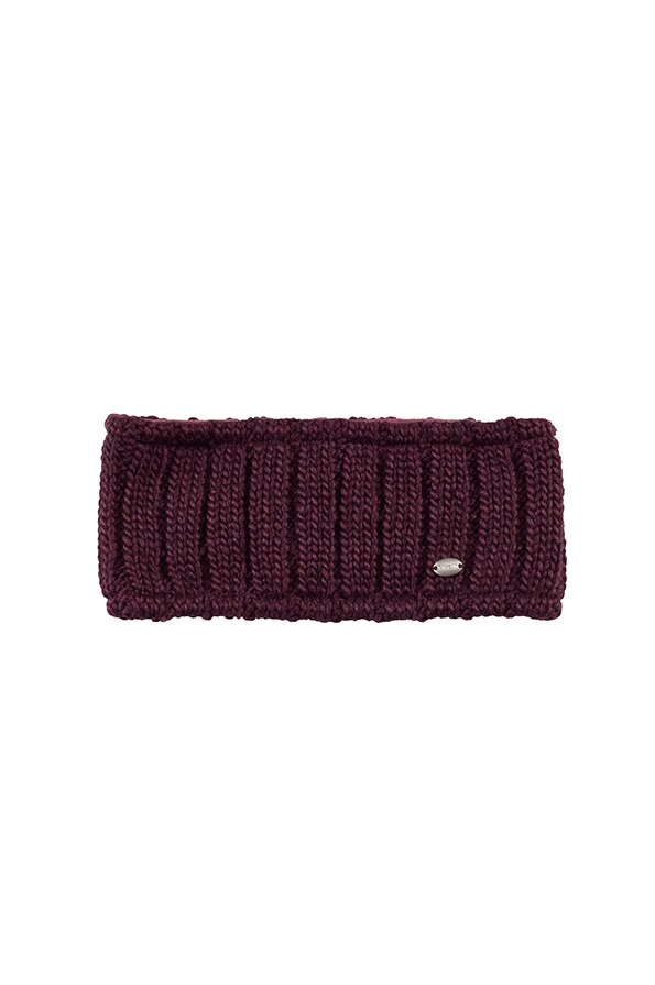 Pikeur Ladies Headband - Wine