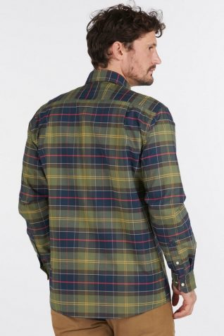 image of Barbour Mens Fultan Coolmax Shirt