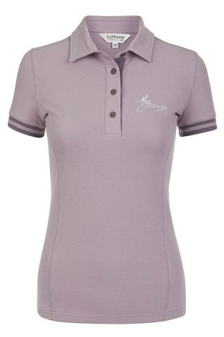 image of LeMieux Ladies Polo Shirt