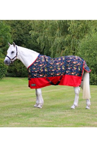 image of StormX Thelwell Original 0g Turnout Rug