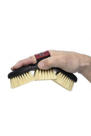 image of LeMieux Flexi Scrubbing Brush