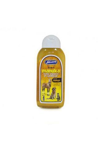 image of Manuka Honey Shampoo and Conditioner 400ml
