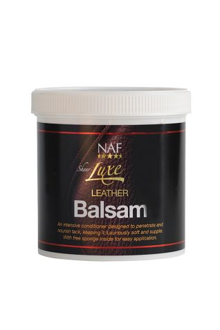 image of NAF Sheer Luxe Leather Balsam