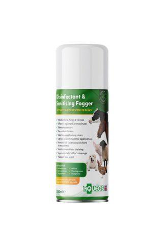 image of Aqueos Disinfectant and Sanitising Fogger